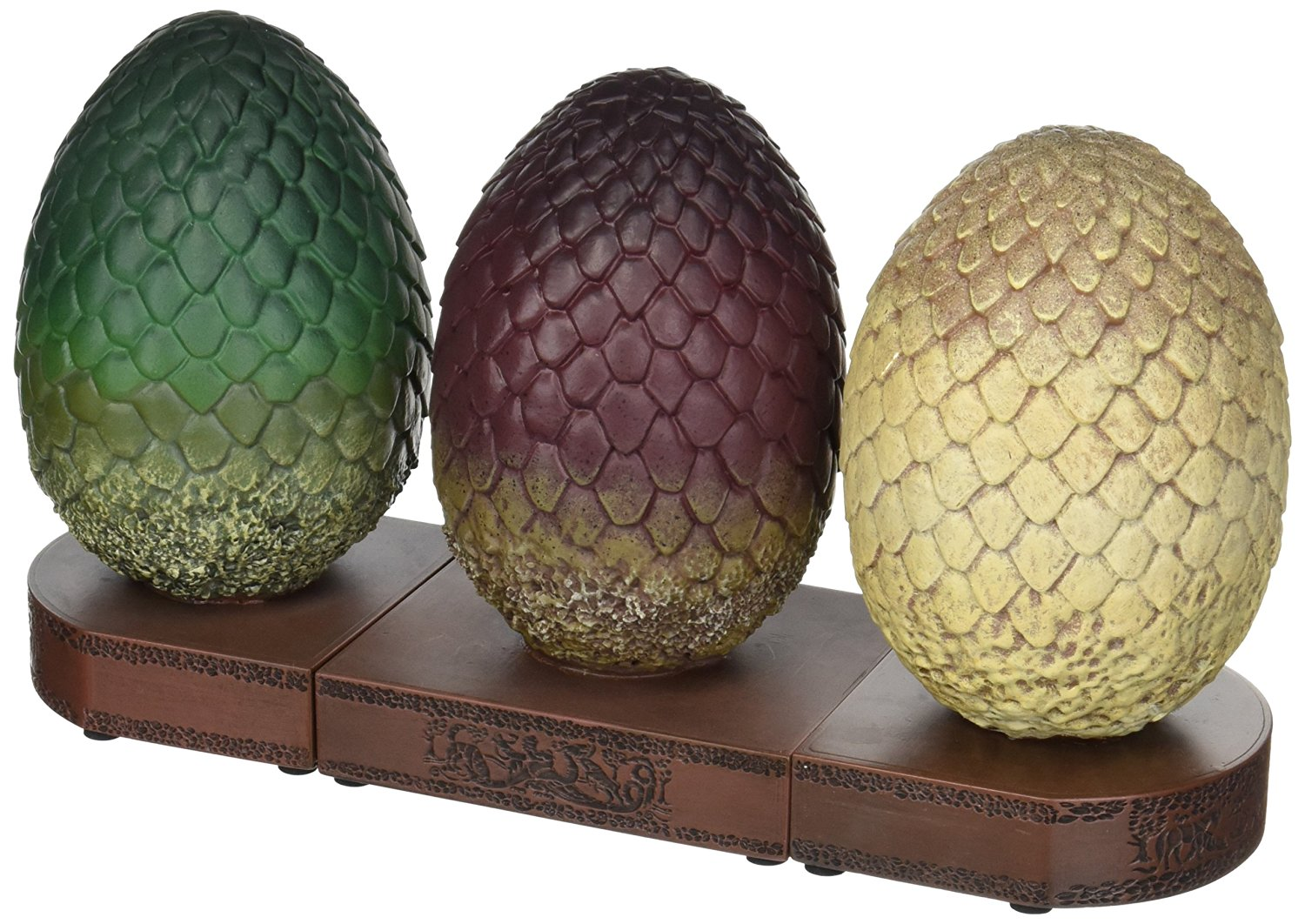 Game of Thrones Dragon Eggs Bookend