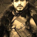 Game of Thrones Robb Stark Bookmark