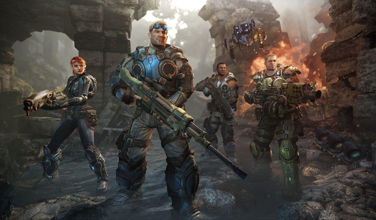 Gears of Wars Judgement