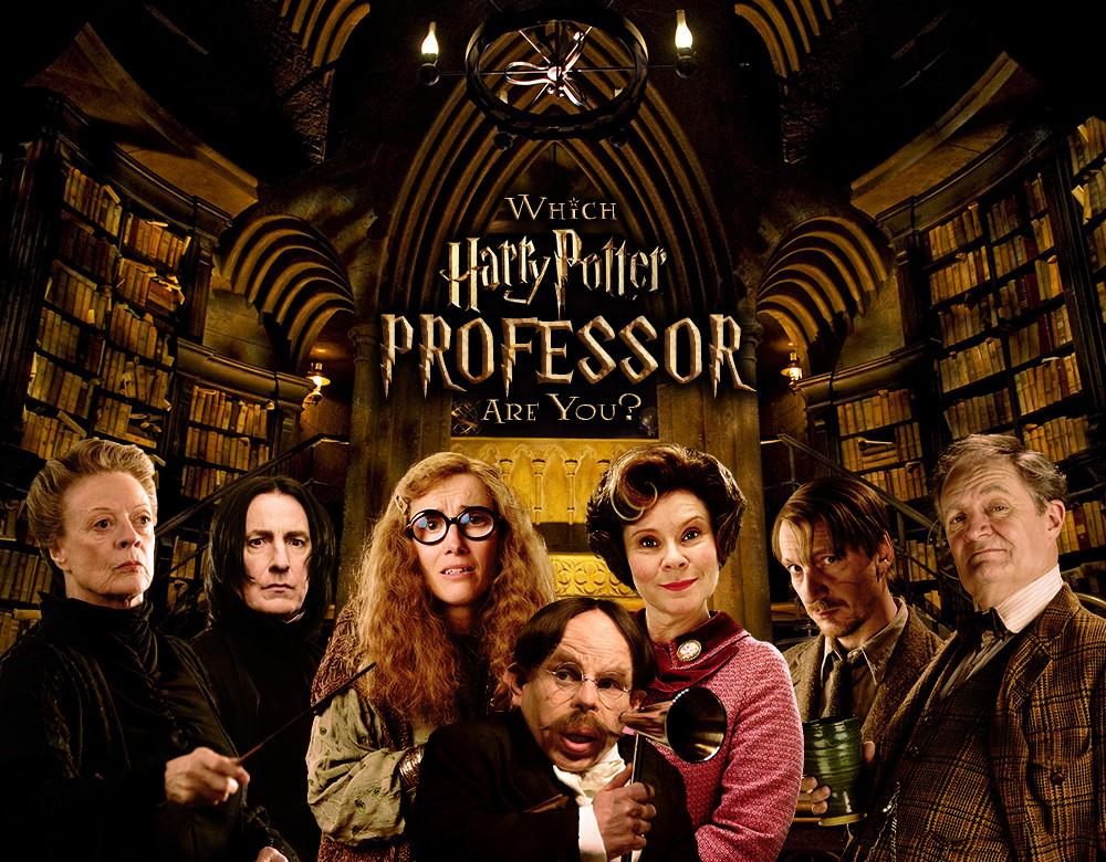 Harry Potter Prof.