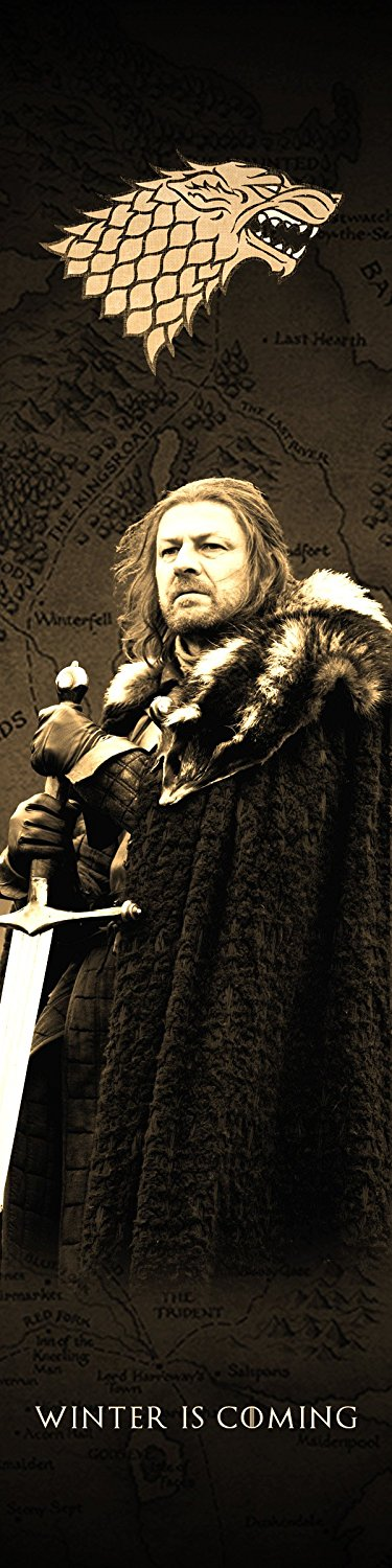 Ned Stark Bookmark
