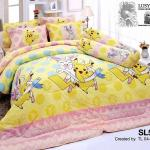 Pikachu Bedding Set For Girls