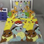 Pokémon Rotary Duvet Cover and Pillowcase Set