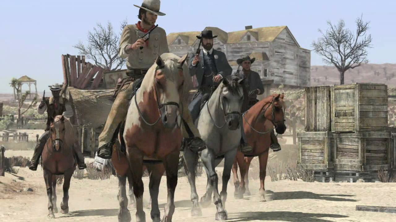 Red Dead Redemption 2010