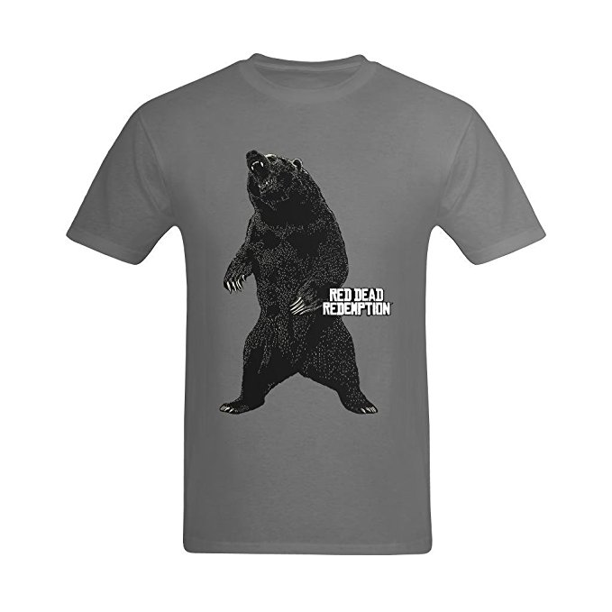 Red Dead Redemption Bear T-Shirt