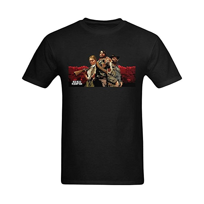 Red Dead Redemption Game Art T-Shirt