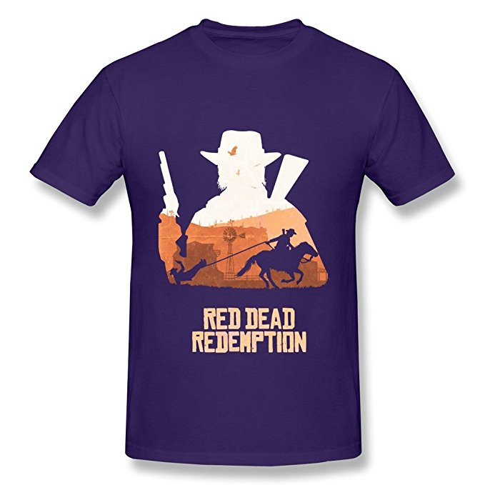 Red Dead Redemption Justice T-Shirt