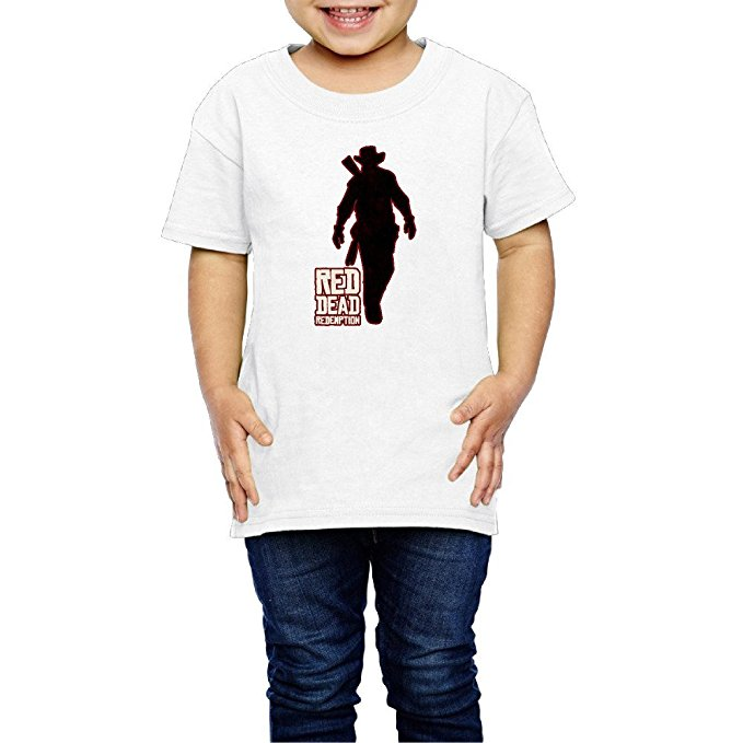 Red Dead Redemption 2 Game Poster T-Shirt