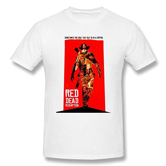 Red Dead Redemption Morbid T-Shirt