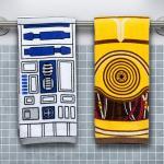 Star Wars R2-D2 & C-3PO Hand Towel Set