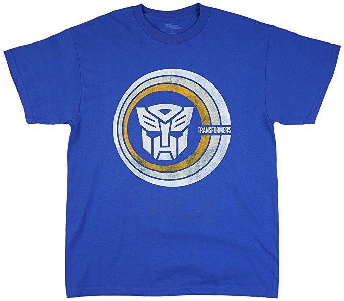 Transformers Cool Autobots Logo T-Shirt