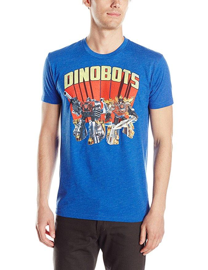 Transformers Dinobots t-shirt