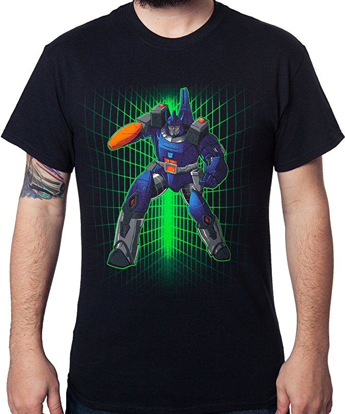 Transformers Galvatron t-shirt