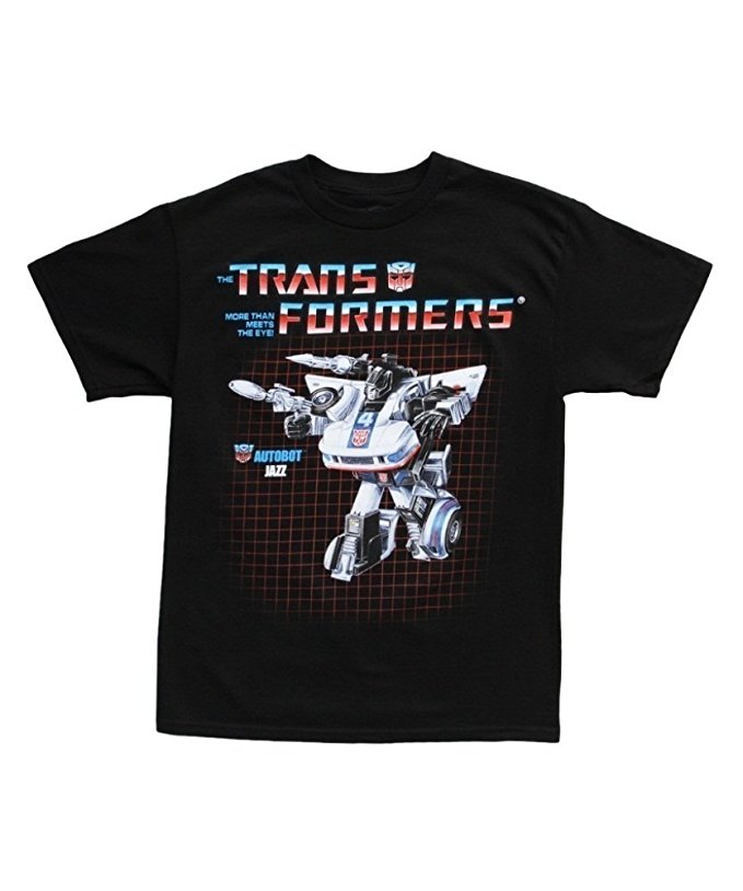Transformers Jazz T-Shirt