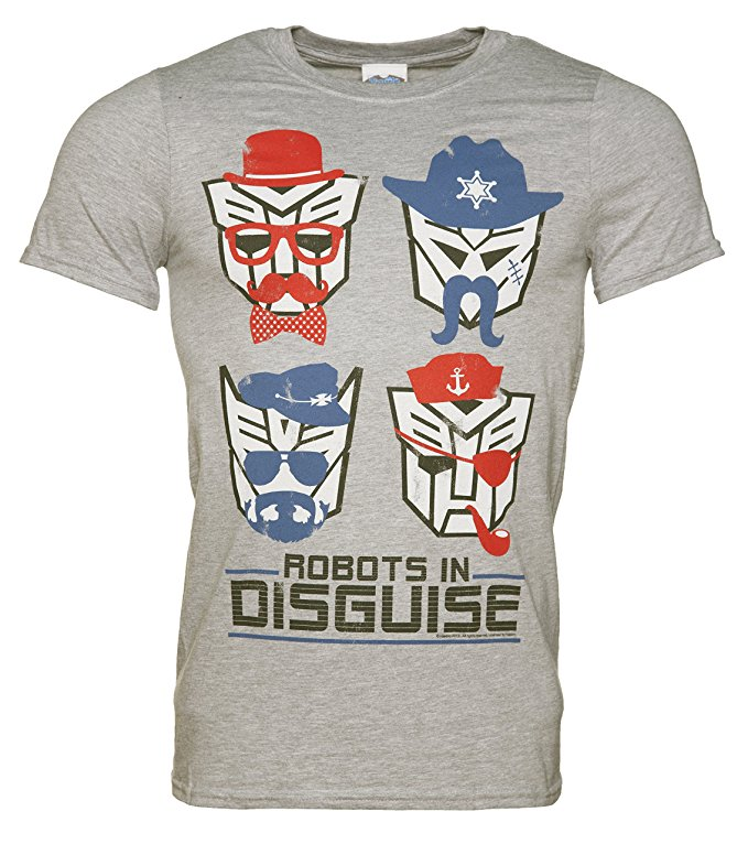 Transformers Logos in Disguise T-Shirt
