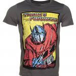 Transformers Optimus Prime Comics Style T-Shirt