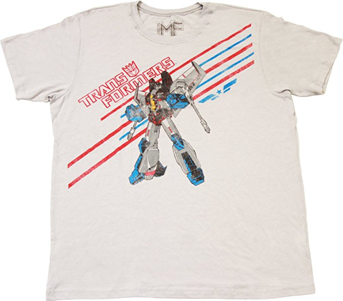 Transformers Starscream Faded T-Shirt