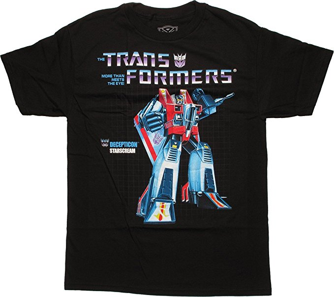 Transformers Starscream t-shirt
