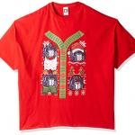 Transformers Ugly Christmas T-Shirt
