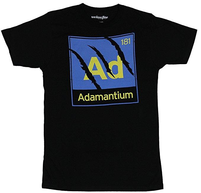 Wolverine Adamantium T-Shirt