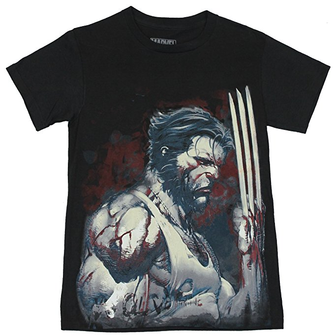 Wolverine Bleeding T-Shirt