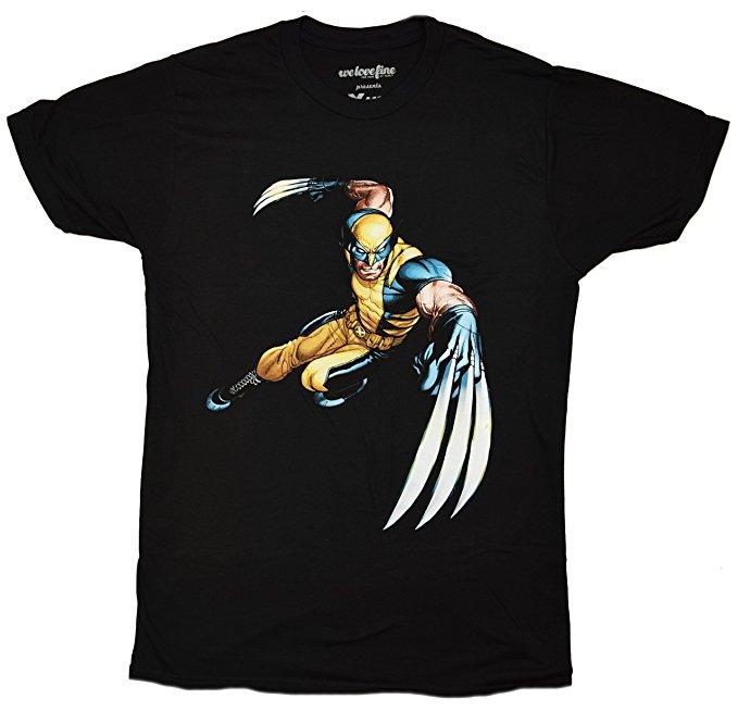 Wolverine Classic Comics T-Shirt
