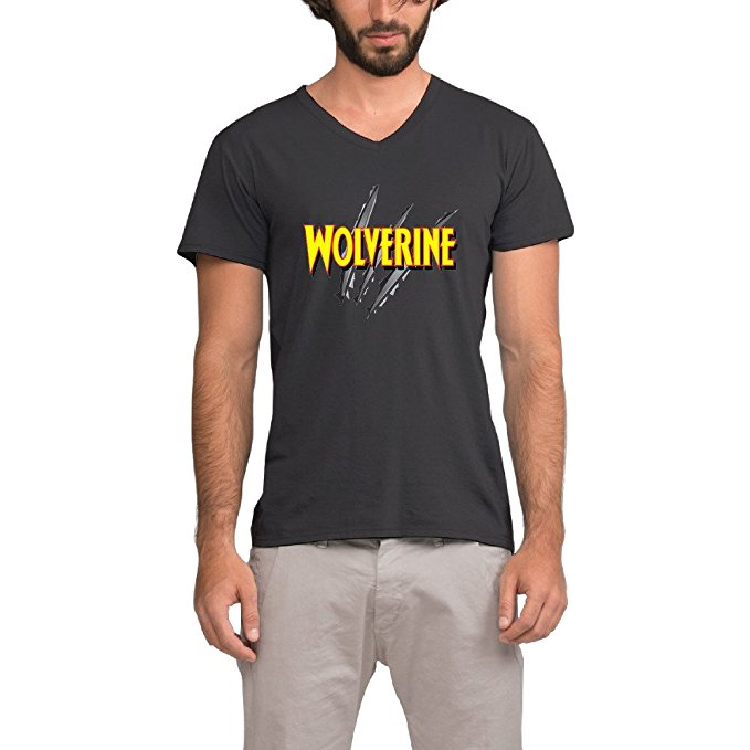 Wolverine Claws Slashes T-SHirt