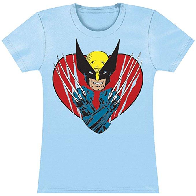 Wolverine Love T-Shirt