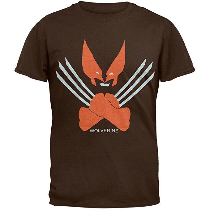 Wolverine Minimalist T-Shirt