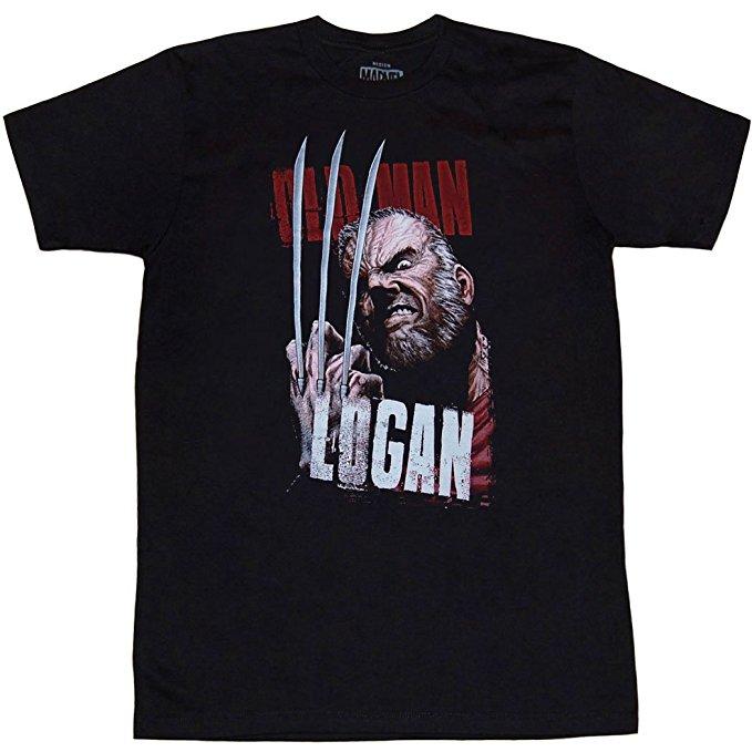 Wolverine Old Man Logan T-Shirt