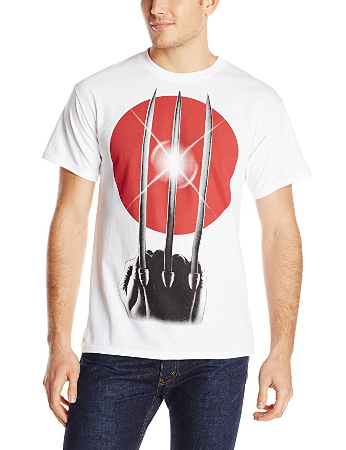 Wolverine Shining Claw T-Shirt