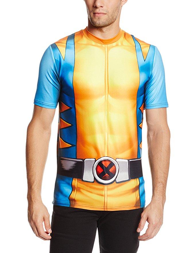Wolverine X-Men Costume T-Shirt