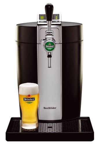 BeerTender from Heineken and Krups B90 Home Beer-Tap Syste