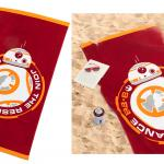 best star wars Star Wars BB-8 Beach Towel