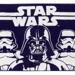 Star Wars Vader Cotton Bath Towel