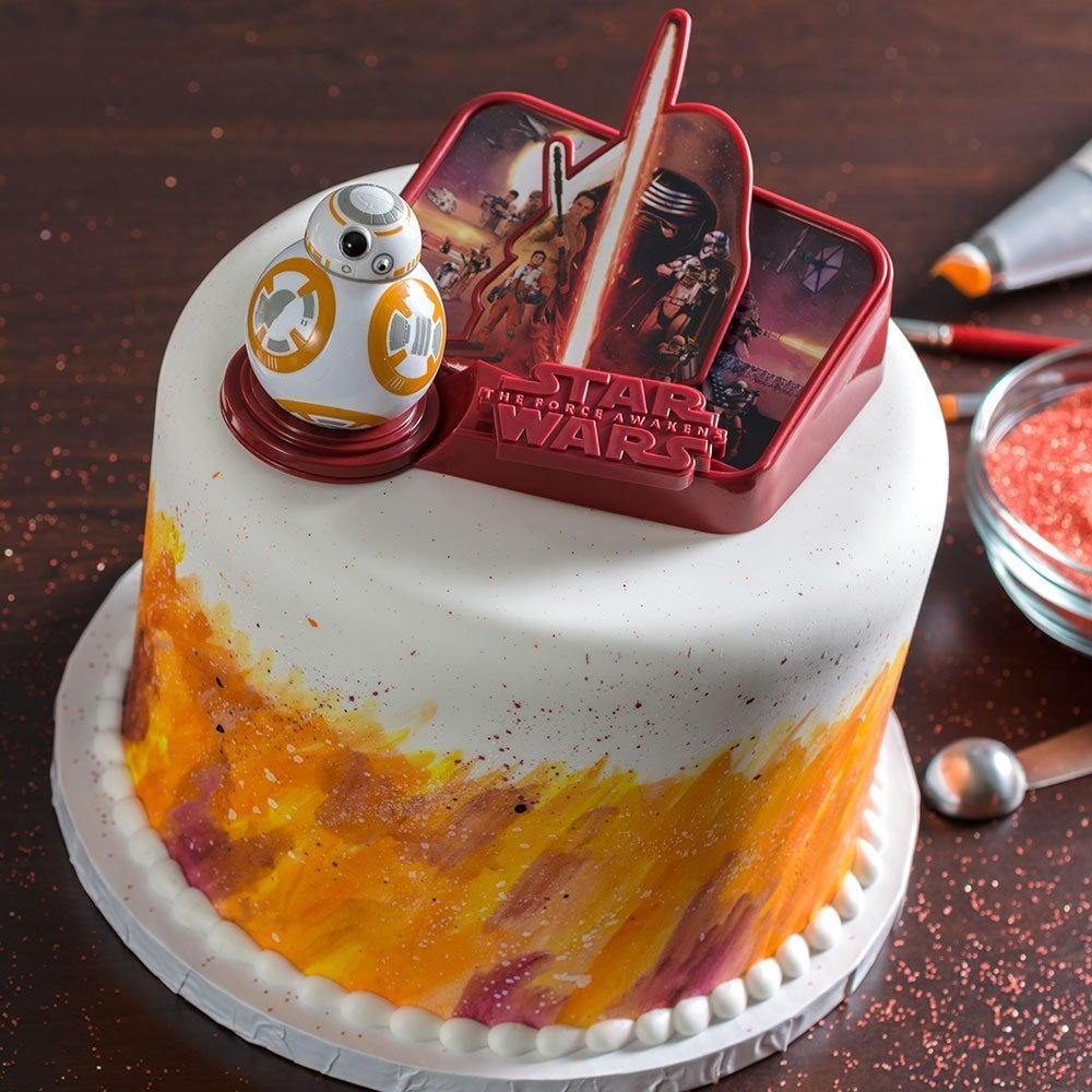 The Best Star Wars Cake Toppers In This Galaxy
