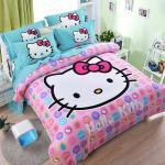 CASA  100% cotton series HELLO KITTY
