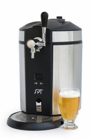 Stainless SPT BD-0538 Mini Kegerator & Dispense