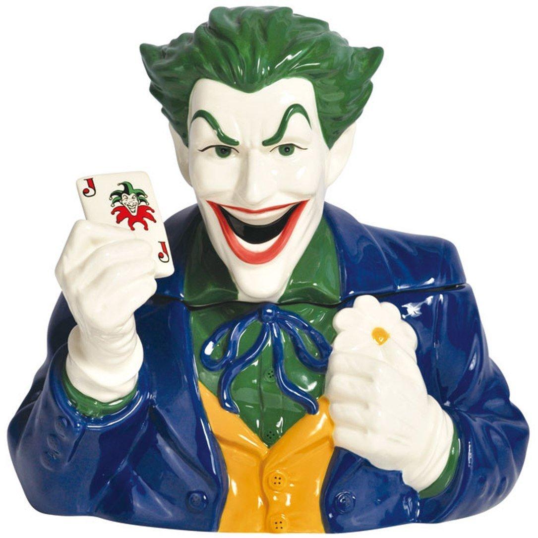 2017 Best Organizers: Joker cookie jar