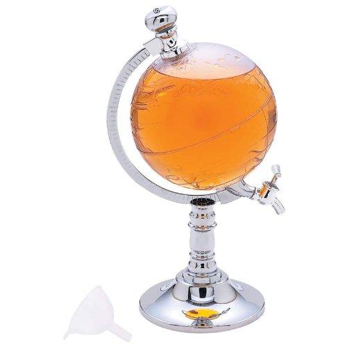 Wyndham House Globe Beverage Dispense
