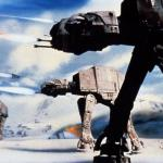 AT-ATs on Hoth
