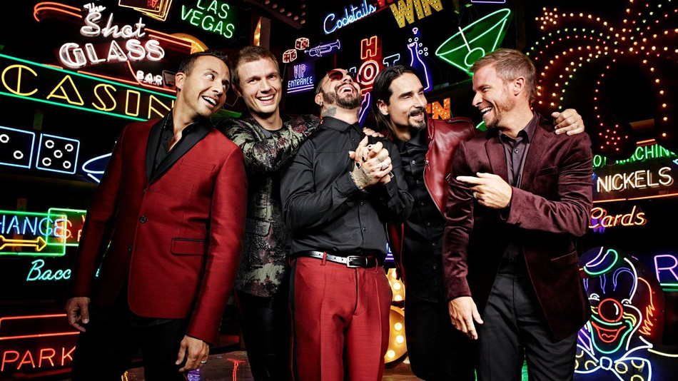 Backstreet Boys, Larger Than Life