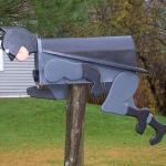 Batman Mailbox