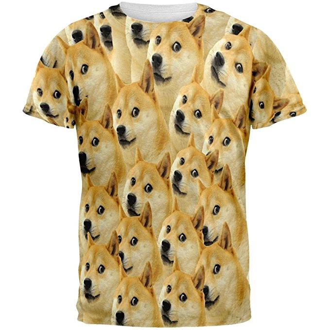 Doge Meme t-shirt