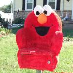 Elmo Mailbox