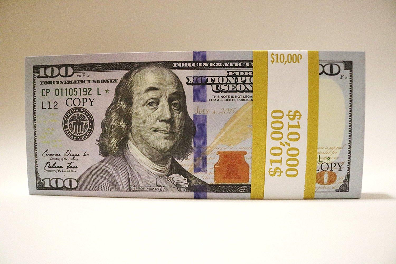 Fake Money Prank