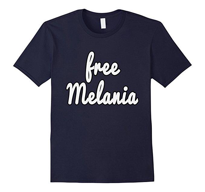 Free Melania Meme T-Shirt