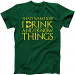 Game of Thrones Tyrion Lannister St. Patrick's Day T-Shirt