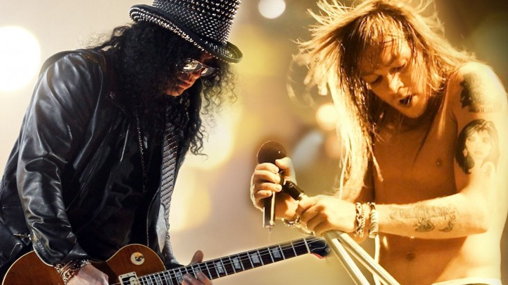 Guns N' Roses, Estranged