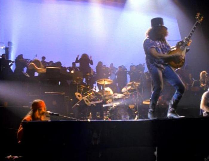 Guns N' Roses, November Rain